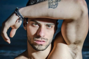 Eye Candy: Lucas Malvacini by Lëo Castro