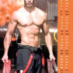 2013 UK Firefighters Calendar