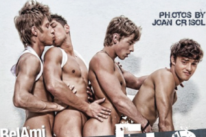 Eye Candy: Bel Ami Rebels by Joan Crisol