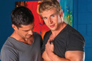 Porn Crush of the Day: Donny Wright and Cameron Foster for Next Door Buddies