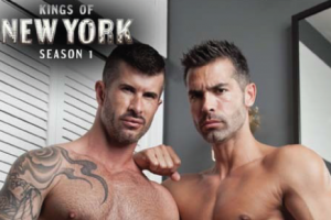 "Porn Crush of the Day: Adam Killian and D.O. in ""Kings of New York"""