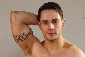 Porn Crush of the Day: Nick Cheney for UK Naked Men