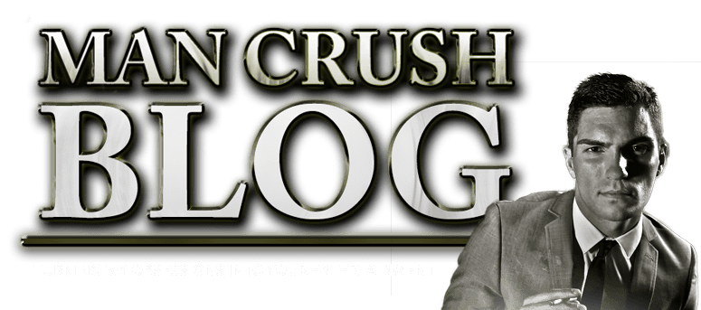 THE MAN CRUSH BLOG