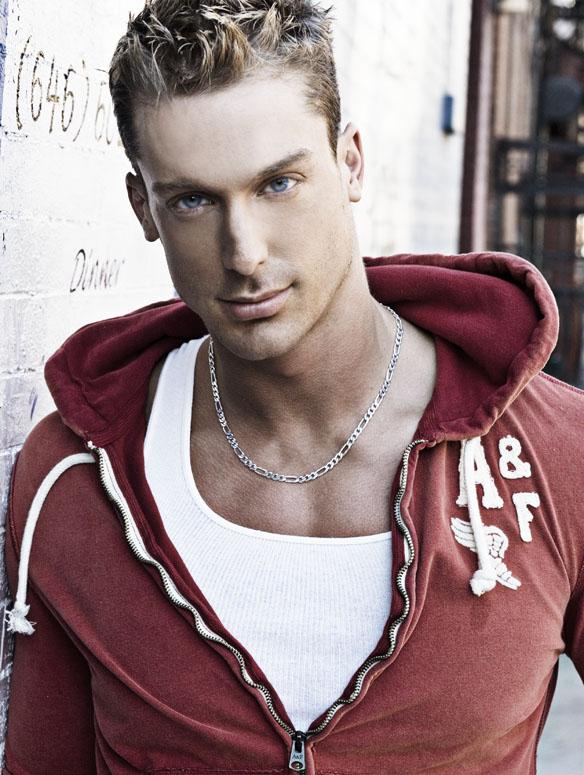 Man Crush of the Day: Model Trevor Adams