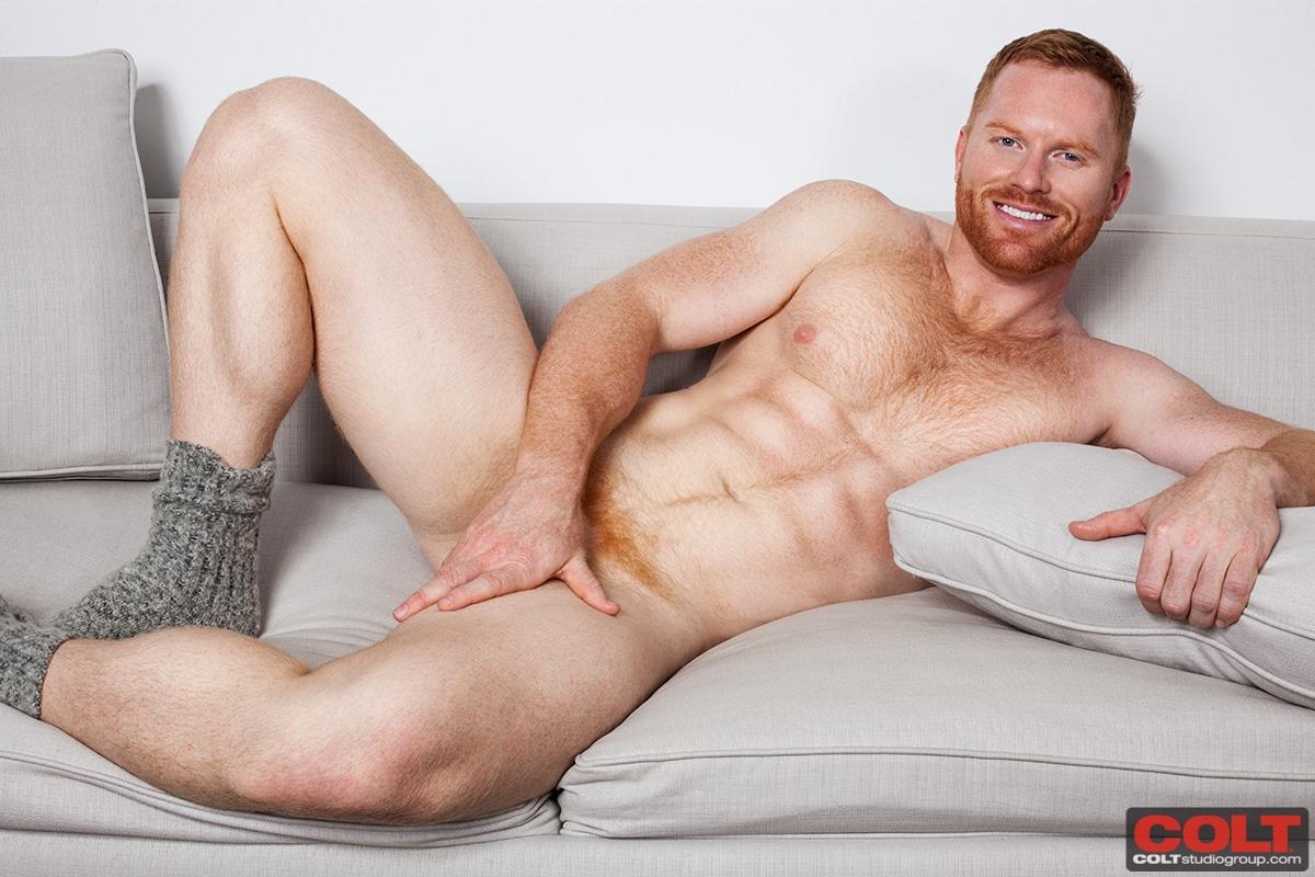 Seth Fornea Naked Colt Men