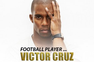 Man Crush of the Day: Football Player Victor Cruz