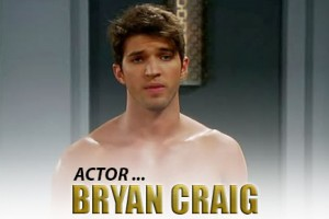 Man Crush of the Day: Actor Bryan Craig