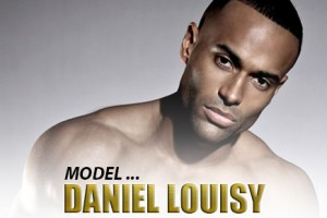 Man Crush of the Day: Model Daniel Louisy