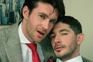 "Porn Crush of the Day: Woody Fox and Johnny Hazzard in ""Diary of a Fox"""