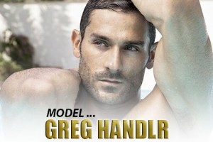 Man Crush of the Day: Model Greg Handlr