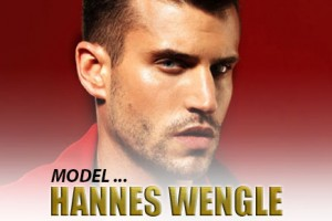 Man Crush of the Day: Model Hannes Wengle