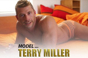 Man Crush of the Day: Model Terry Miller