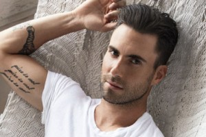 Eye Candy: Adam Levine for People Magazine