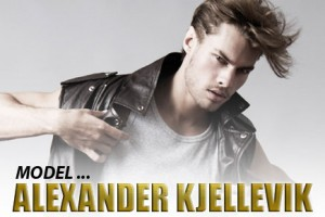 Man Crush of the Day: Model Alexander Kjellevik