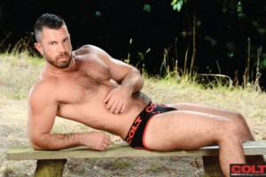 "Porn Crush of the Day: Damien Stone in ""Bruiser"""