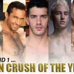 Man Crush of the Year 2013: Round 1