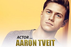 Man Crush of the Day: Actor Aaron Tveit