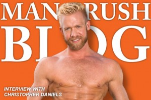 Hooking Up With … Porn Model Christopher Daniels