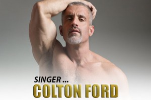 Man Crush of the Day: Singer and former porn model Colton Ford
