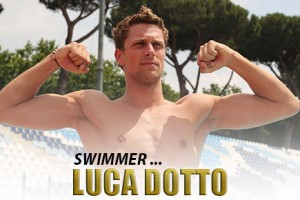 Man Crush of the Day: Swimmer Luca Dotto