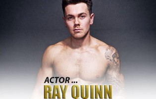 Man Crush of the Day: Actor and Singer Ray Quinn
