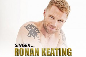 Man Crush of the Day: Singer Ronan Keating