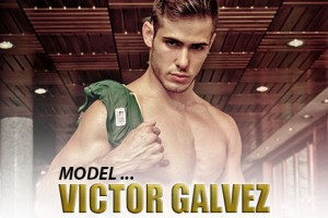 Man Crush of the Day: Model Victor Gálvez