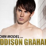 Man Crush of the Day: Porn model Addison Graham