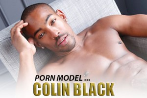 Man Crush of the Day: Porn model Colin Black