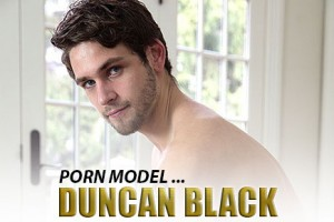 Man Crush of the Day: Porn model Duncan Black