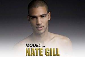 Man Crush of the Day: Model Nate Gill