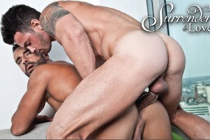 "Porn Crush of the Day: Adriano Carrasco and Tony Rivera in ""Surrender to Love"""