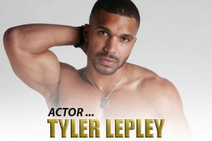 Man Crush of the Day: Actor Tyler Lepley