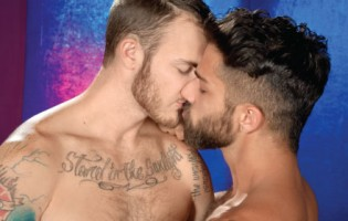 "Porn Crush of the Day: Christian Wilde and Adam Ramzi in ""Tight"""