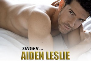 Man Crush of the Day: Singer Aiden Leslie