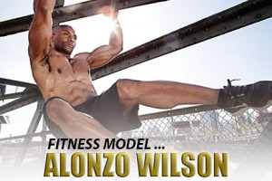 Man Crush of the Day: Fitness Model Alonzo Wilson III