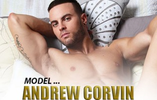 Man Crush of the Day: Model Andrew Corvin