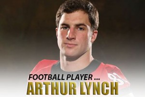 Man Crush of the Day: Football player Arthur Lynch