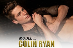 Man Crush of the Day: Model Colin Ryan