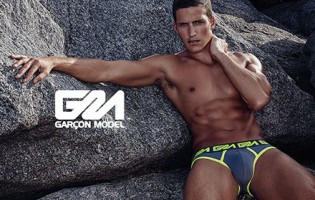 Brief Encounters: Garçon Model's Miami Collection