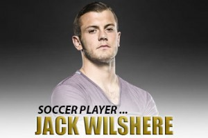 Man Crush of the Day: Soccer Player Jack Wilshere