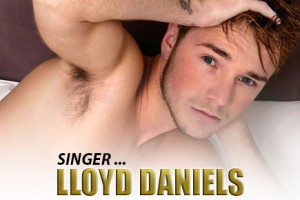 Man Crush of the Day: Singer Lloyd Daniels