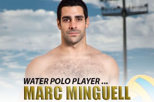 Man Crush of the Day: Water Polo Player Marc Minguell