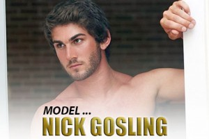 Man Crush of the Day: Model Nick Gosling