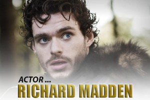 Man Crush of the Day: Actor Richard Madden