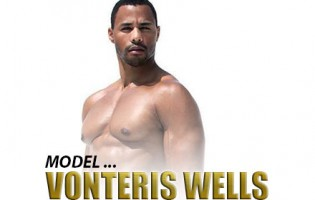 Man Crush of the Day: Model Vonteris Wells